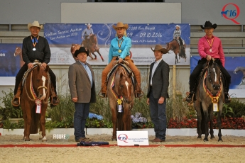 DQHA Q16 und West-Futurity